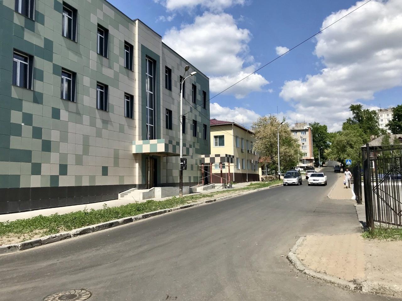 Молдавский пер 3а