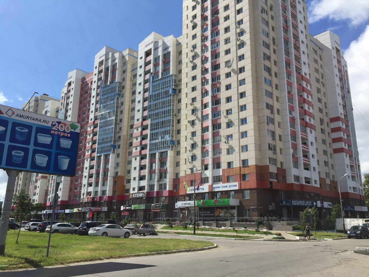 Хабаровск, улица Морозова Павла Леонтьевича, 113