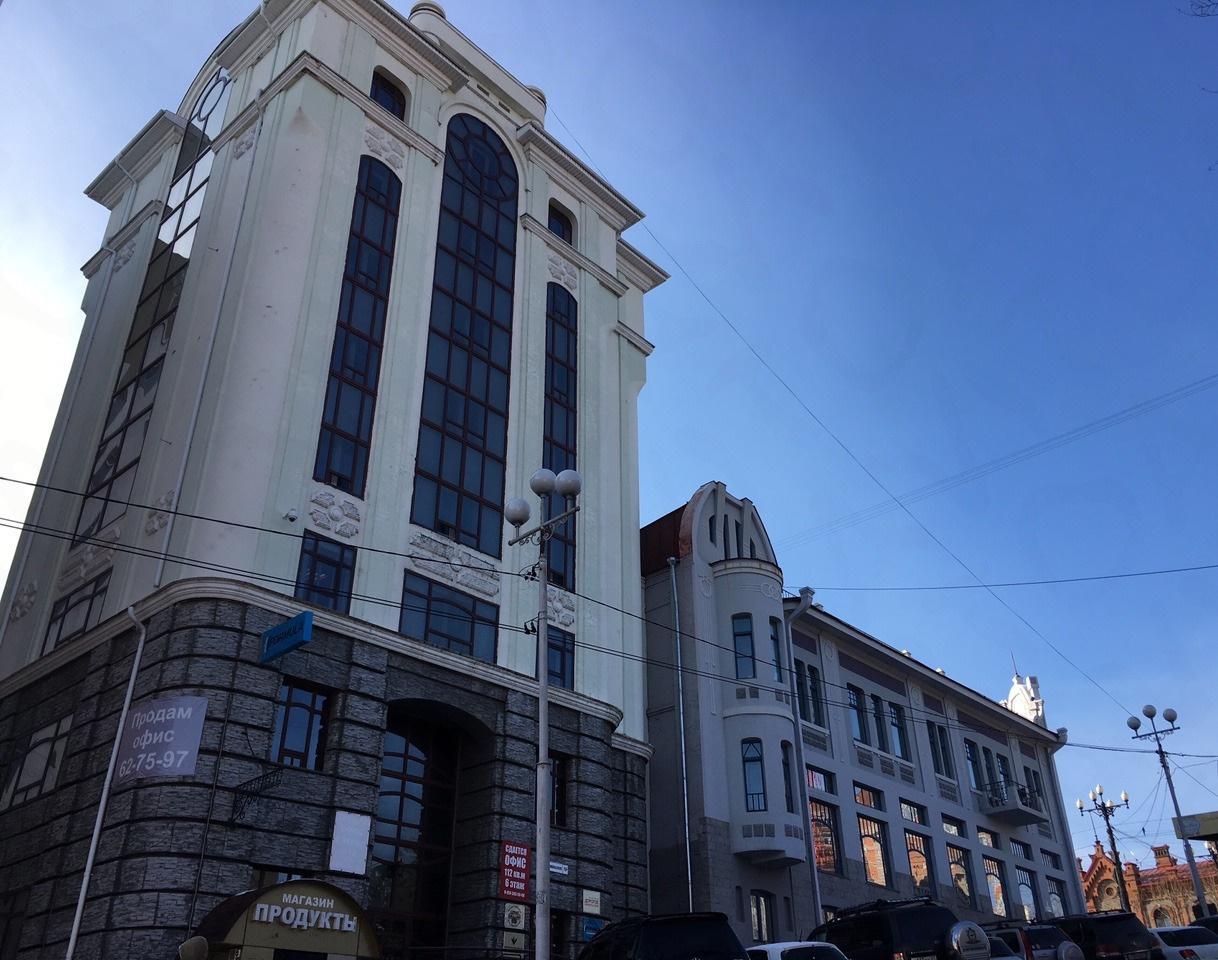 Хабаровск, Комсомольская улица, 75Б