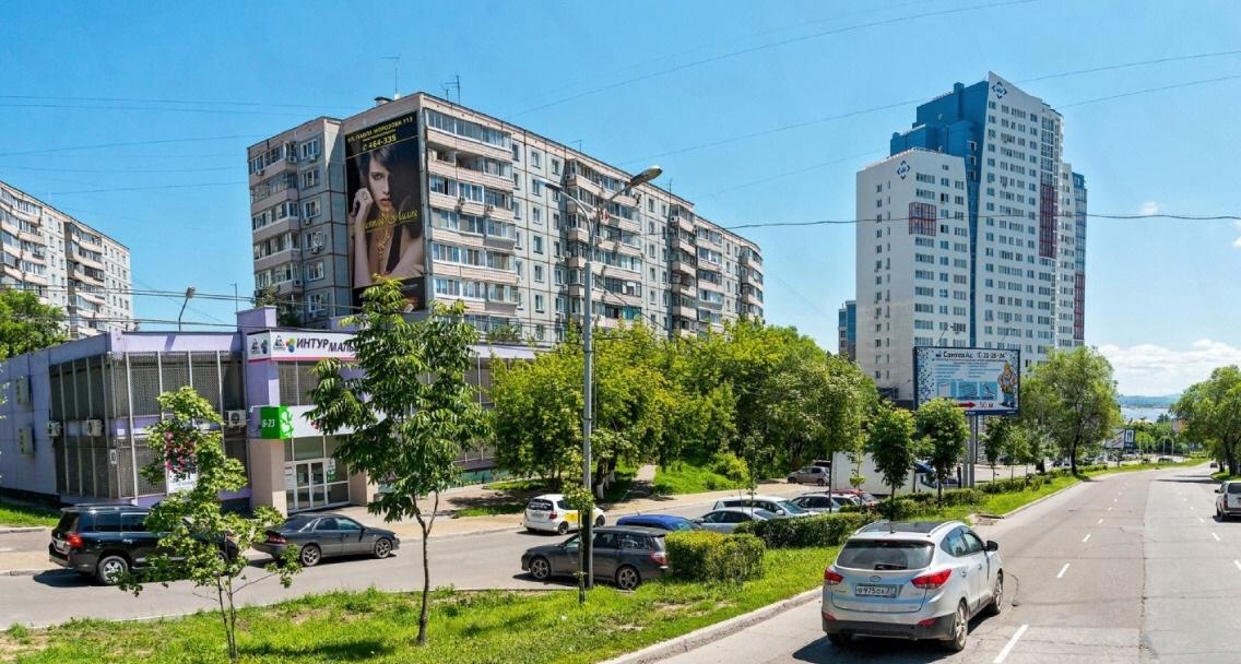 Хабаровск, улица Калинина, 10