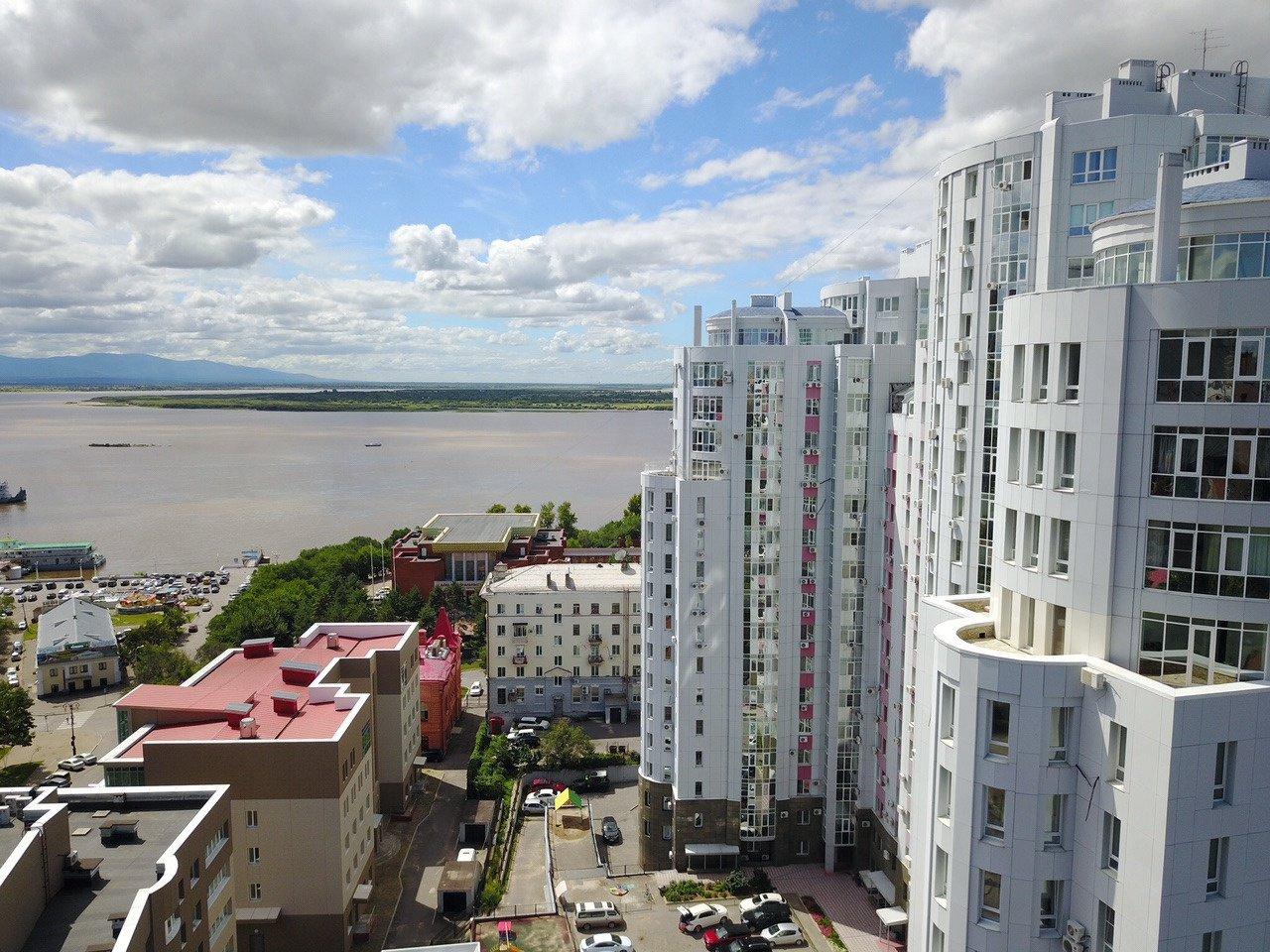 Хабаровск, улица Тургенева, 55