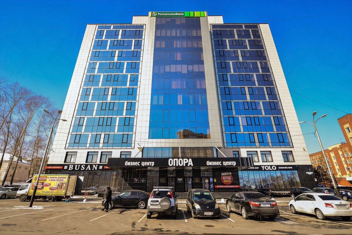 Воронежская улица, 47А