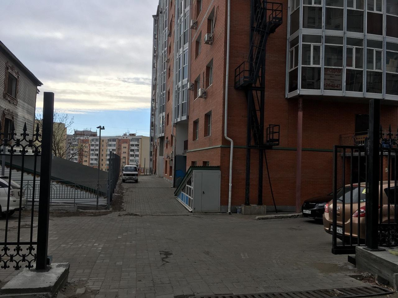 Хабаровск, переулок Дзержинского, 13