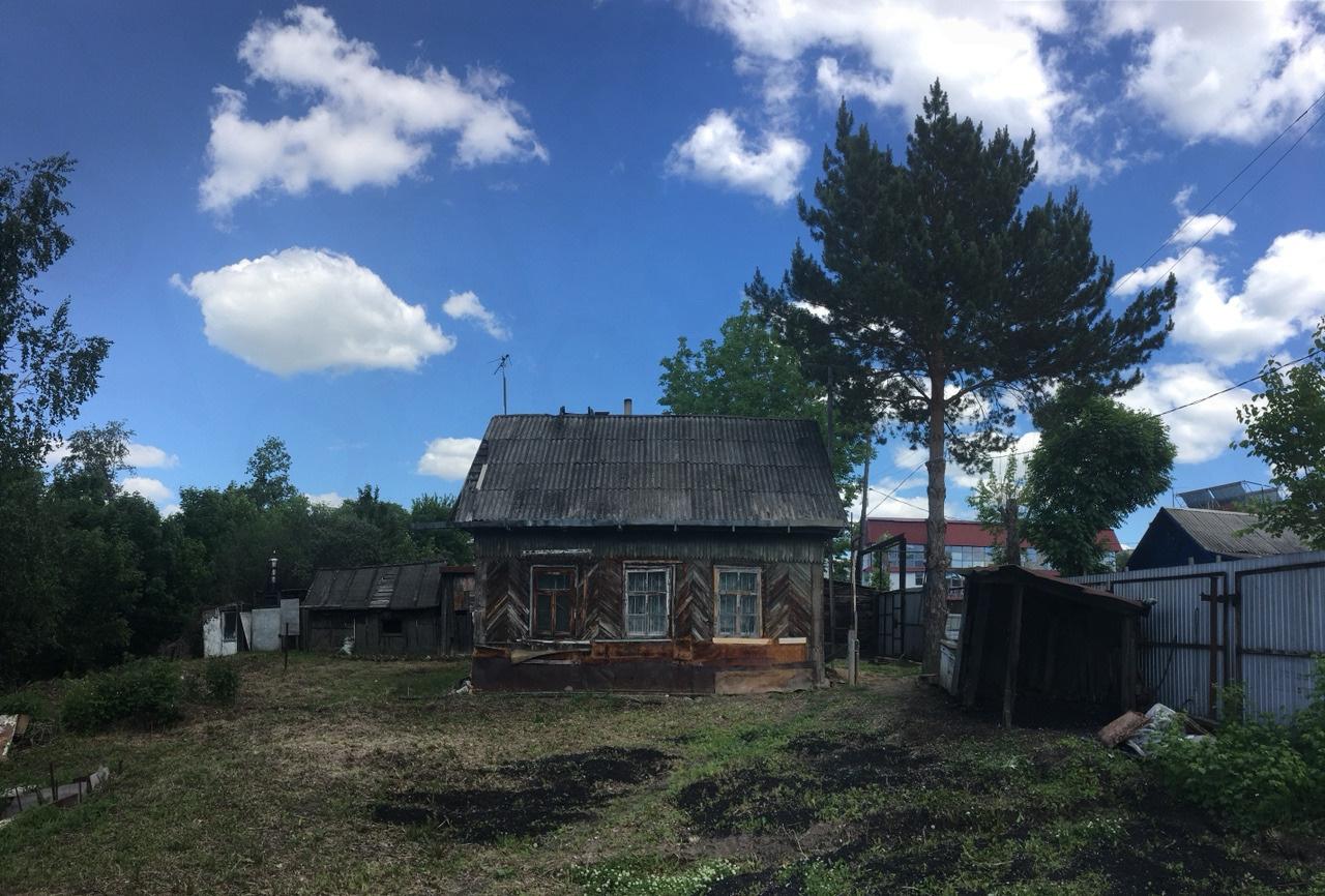 Хабаровск, улица Гастелло