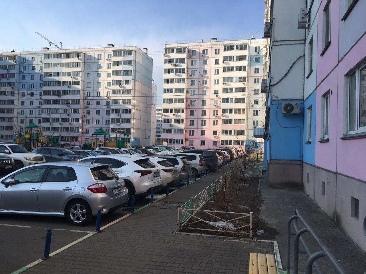 Хабаровск, улица Вахова, 8Г